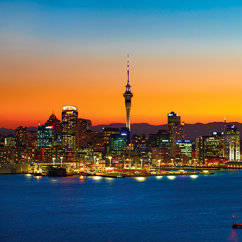 New Zealand: Take a trip back in time