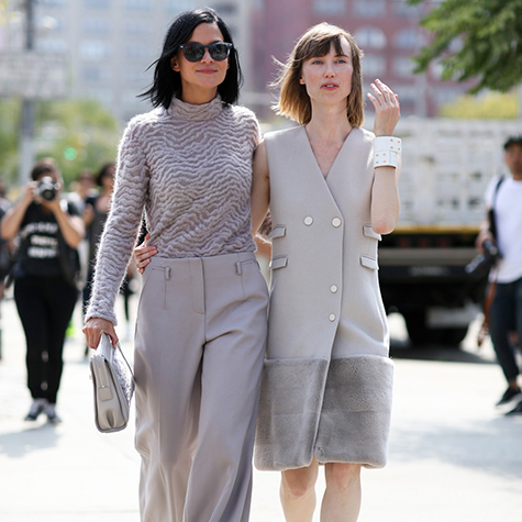 The only inspo you need to prep your workwear wardrobe for the week