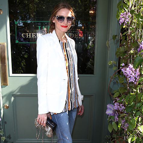 How to brunch like a celebrity: A sartorial must-see