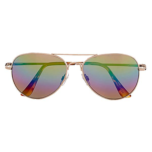 Pride-inspired rainbow pieces: Express
