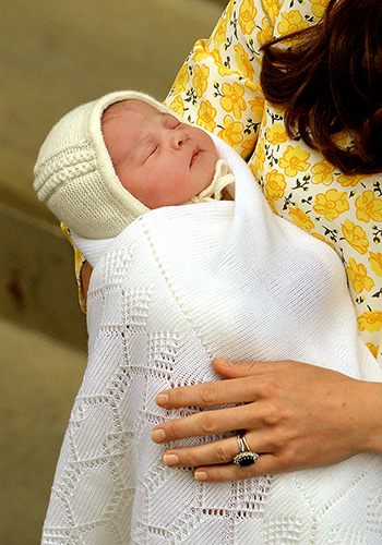 July 5 is going to be a big day for Princess Charlotte