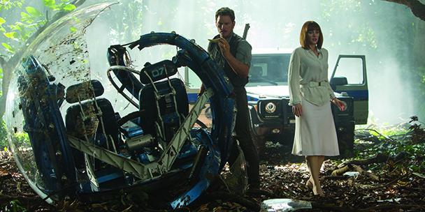 Bryce Dallas Howard talks stepping back and Jurassic Park
