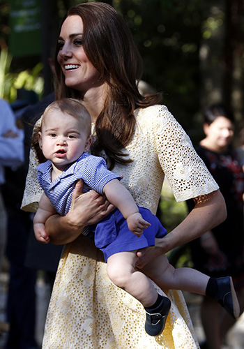 Kate Middleton is a TOTAL monster