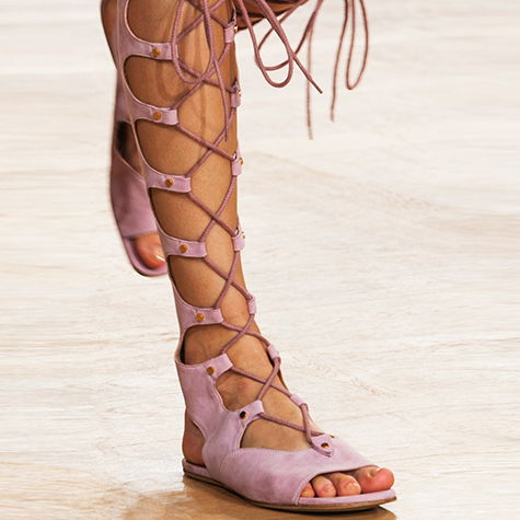 19 gladiator sandals to fight for this summer