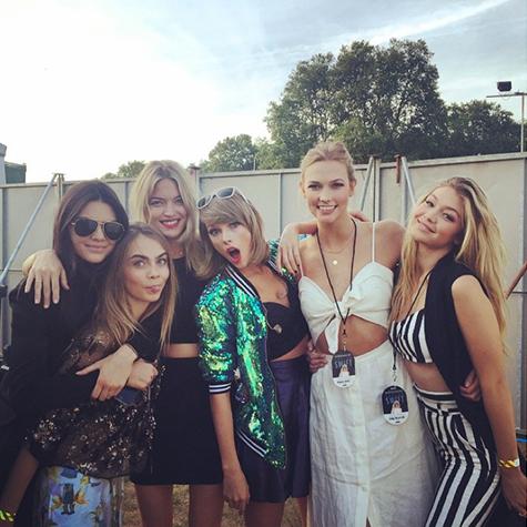 Top model Instagrams of the week: Karlie Kloss, Lottie Moss and more