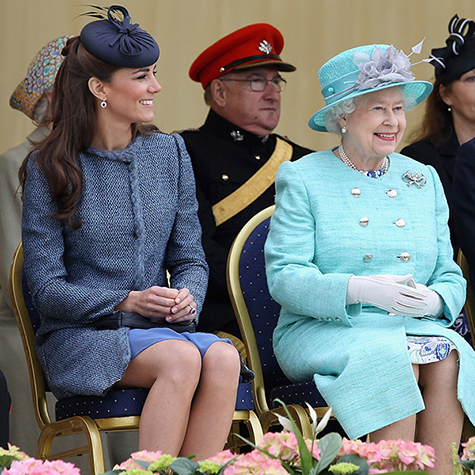 11 times Queen Elizabeth II had better style than Kate Middleton
