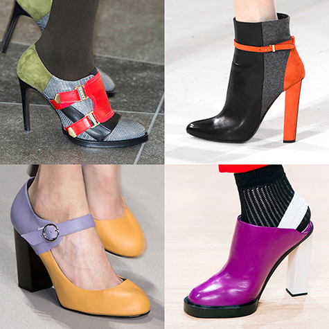 The only shoe trends you need to know for Fall 2015