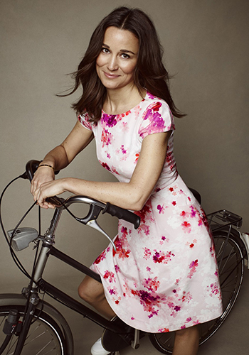 Pippa Middleton is a fashion designer now! Check out her dress collab with Tabitha Webb