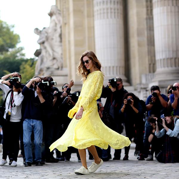 How to rock colour: The anti-mellow yellow