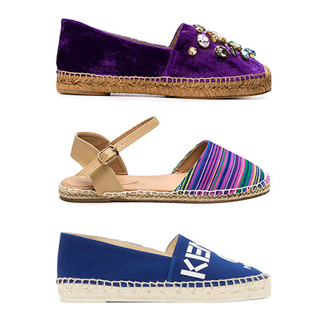 Is the espadrille the new Birkenstock?