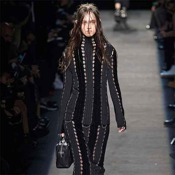The trend: Goth