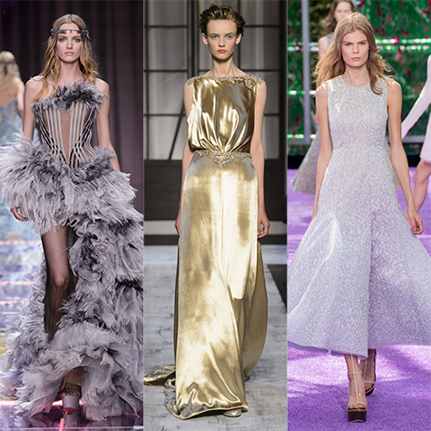 Paris Haute Couture Fashion Week Fall 2015: Our favourite looks