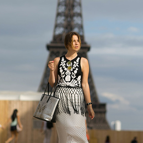 Happy Bastille Day! Here's how to actually dress like a French girl