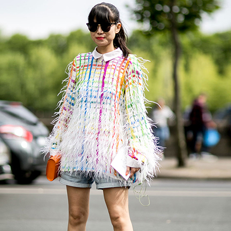 Everything we learned from #HauteCouture street style