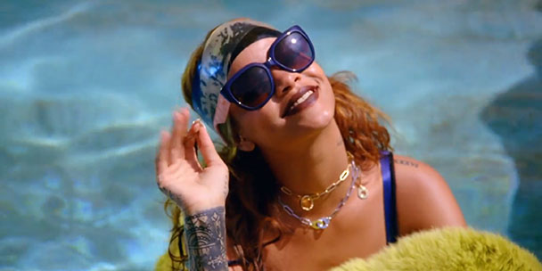 ELLE editors react to Rihanna's controversial new video