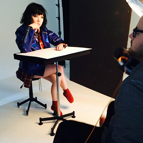 EXCLUSIVE: Behind-the-scenes on our cover shoot with Carly Rae Jepsen