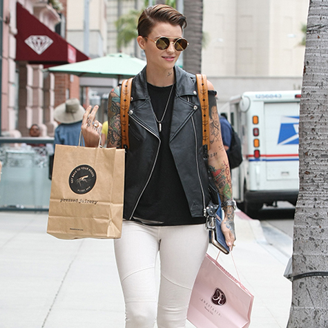 Ruby Rose's style evolution: The photos you need to see