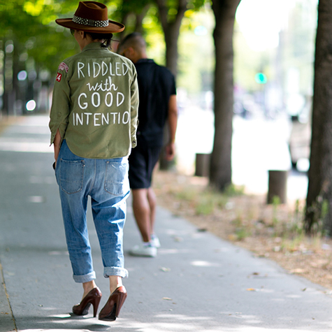 Street style hall of fame: July 13 – 17