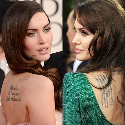 Beauty icon look-alikes