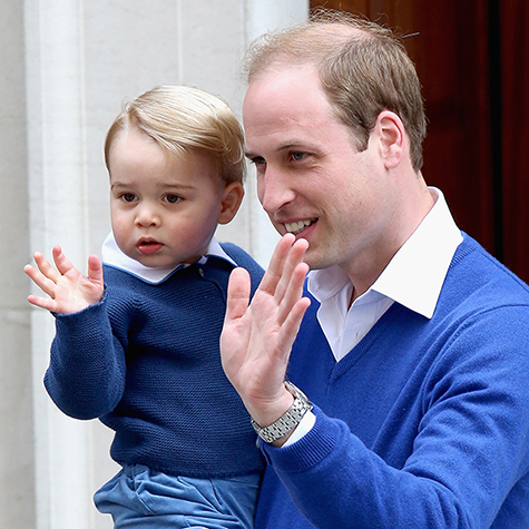 11 times Prince George had better style than Prince William