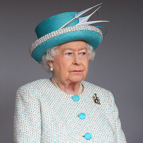 The Queen's best 'cross resting face' moments