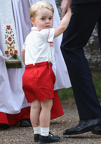 """Prince George is """"the number one target"""" for paparazzi"""