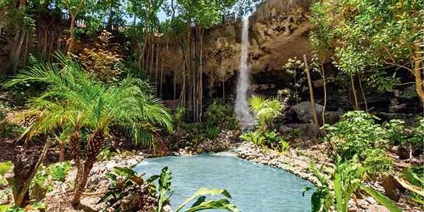 Dominican Republic island upgrade