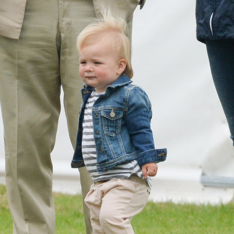 9 times George and Charlotte's cousin Mia was cooler than them
