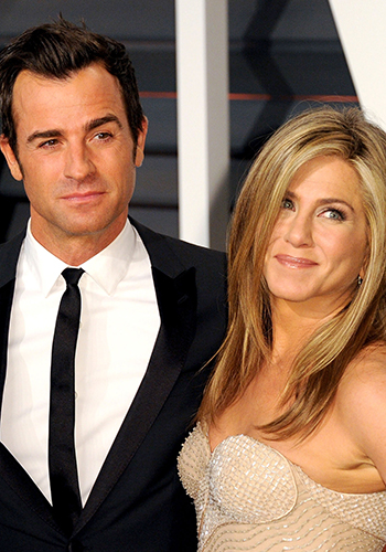 ELLE First: Jennifer Aniston and Justin Theroux say 'I do'; Kendall Jenner has a new boyfriend – maybe