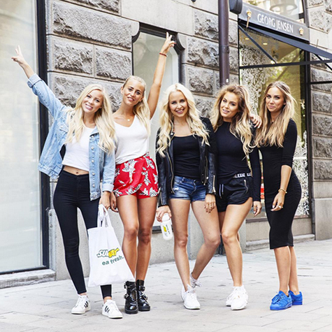 Are Swedish girls the new style icons?