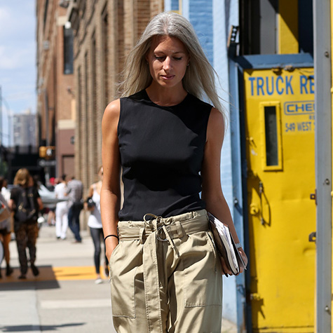 These are the only trousers you'll want to wear this fall