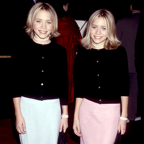 Mary-Kate and Ashley Olsen's dramatic style evolution in photos
