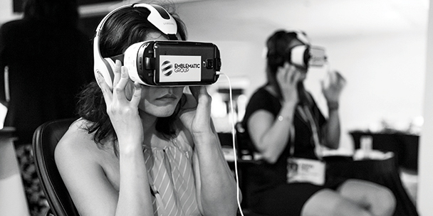 Seeing is believing: Experience virtual reality