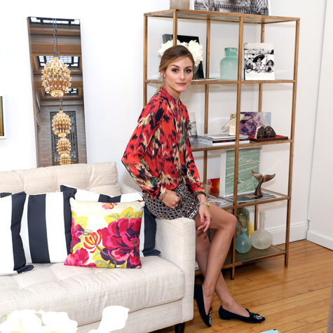 Your guide to dressing like Olivia Palermo at work