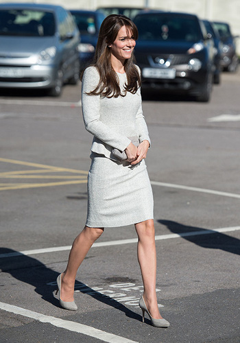 Kate Middleton went to jail