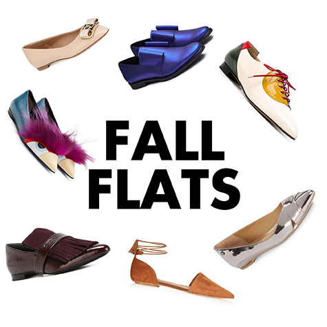 19 fall flats to obsess over