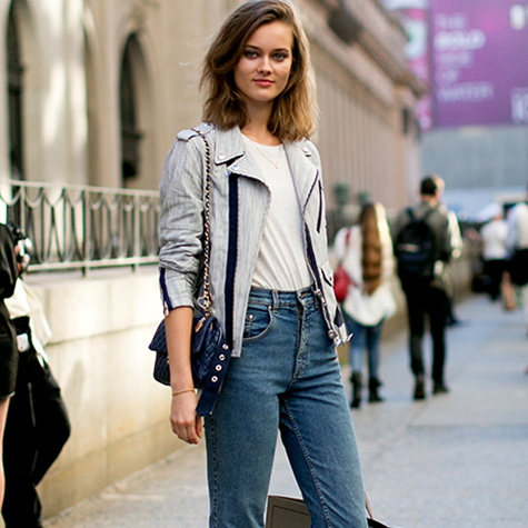 We've just made dressing like an off-duty NYFW model a breeze