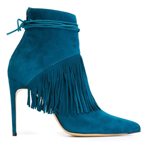 14 colourful suede pieces that are anything but boring