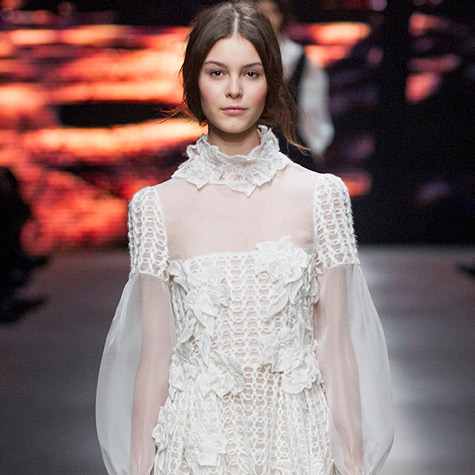 How to rock the Victorian trend without looking like Miss Havisham