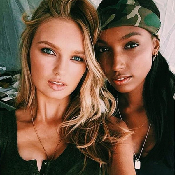 The 10 best beauty Instagrams this week: Romee Strijd, Alessandra Ambrosio and more