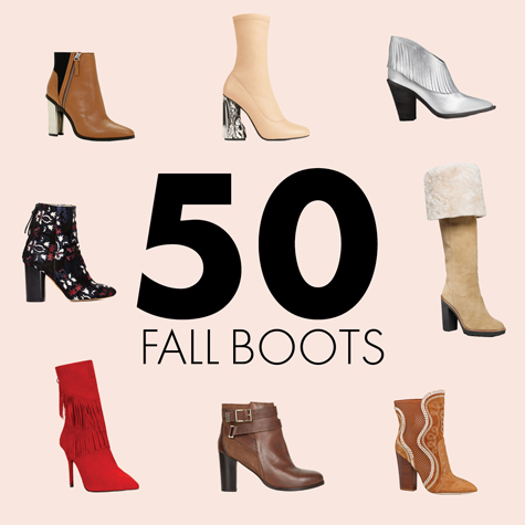 50 best fall boots for every budget