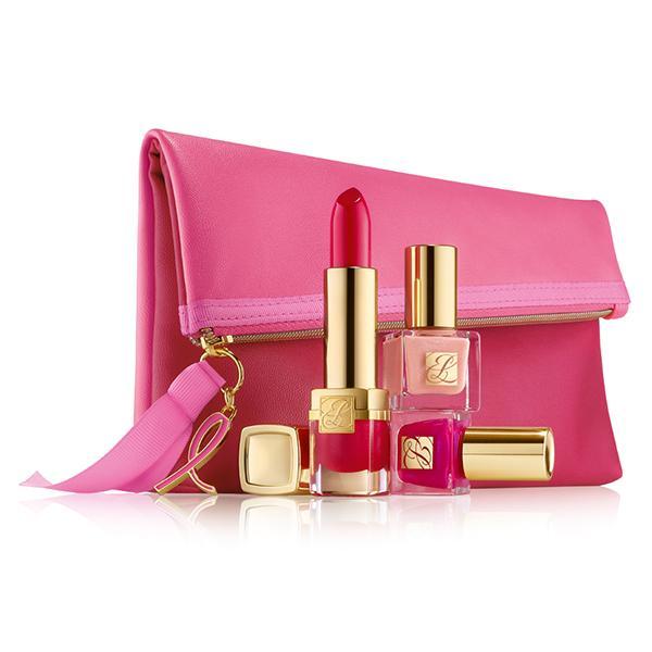 Beauty brands that benefit breast cancer research: Estée Lauder