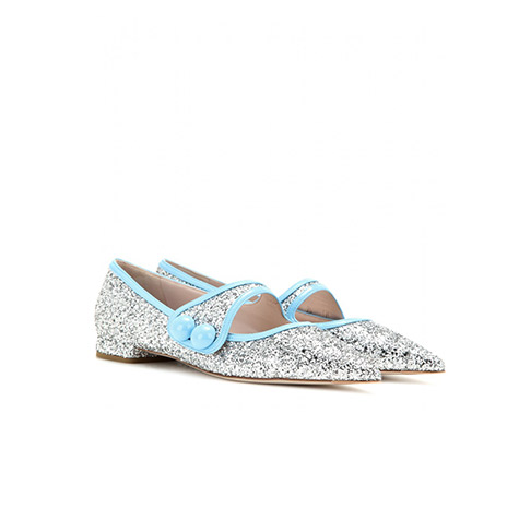 25 flats you'll want to wear to ring in the New Year