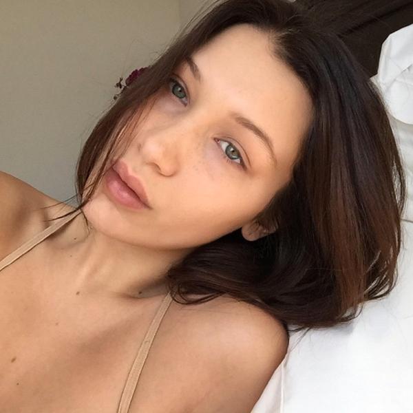 Bella Hadid's best beauty Instagrams