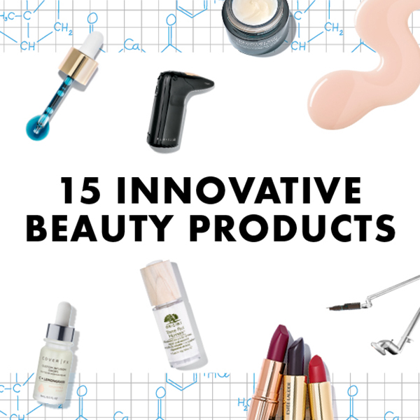 15 innovative beauty products