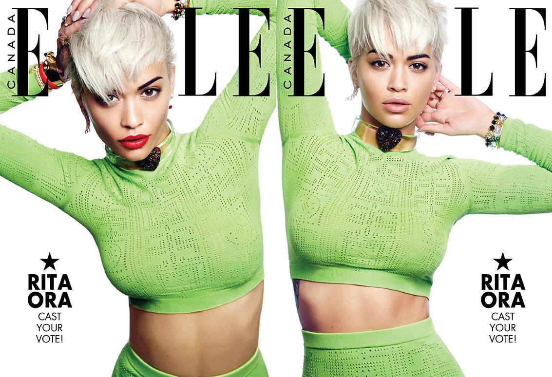 Rita Ora Cover Vote