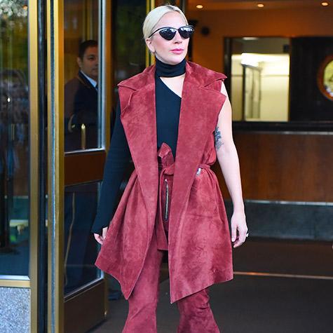Celebrities wearing Canadian designers