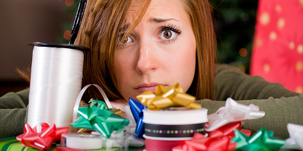 10 tips on avoiding holiday stress