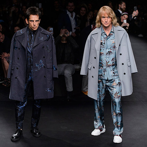 The top fashion news of 2015