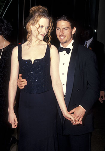 """I was a baby"": Nicole Kidman opens up about her marriage to Tom Cruise"